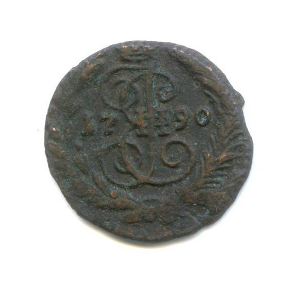 Полушка (1/4 копейки) 1790 года ЕМ (Российская Империя)
