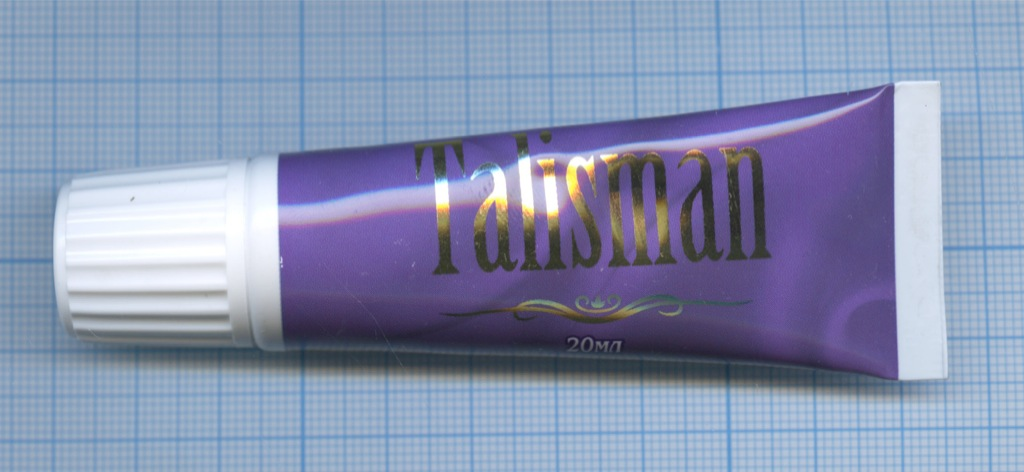 Полироль «Talisman», 20 мл (Россия)