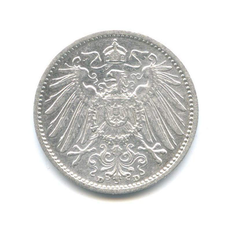 1 марка 1905 года D (Германия)