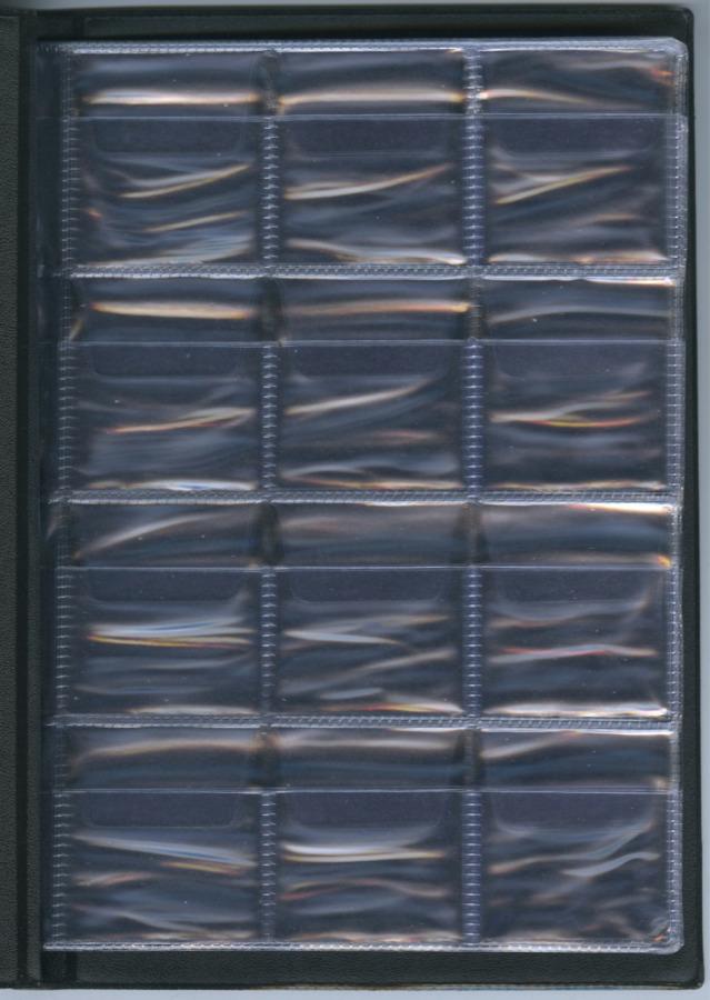 Альбом для монет (120 ячеек)