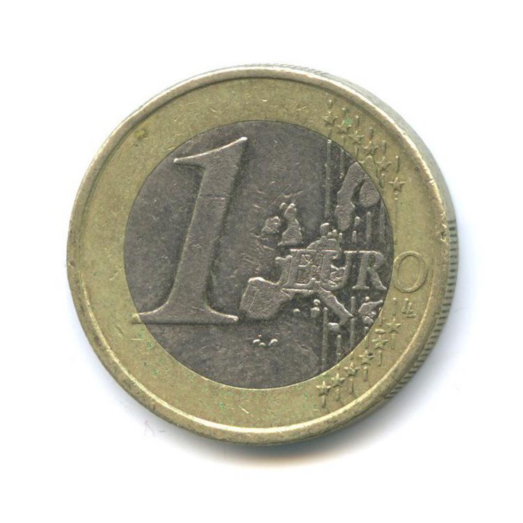 1 евро 2002 года (Финляндия)