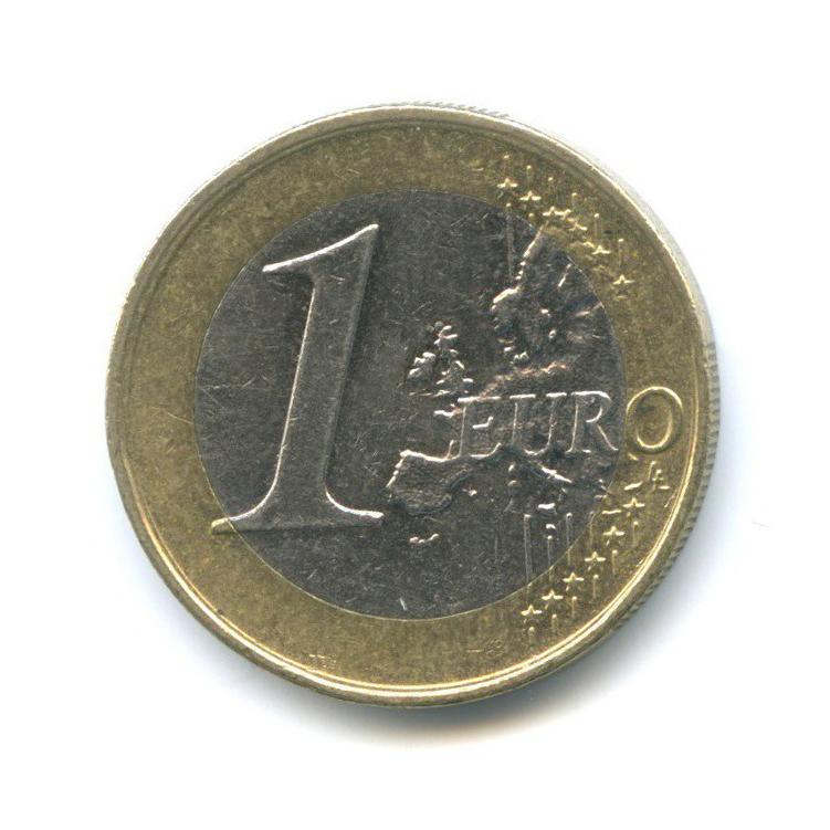 1 евро 2008 года (Австрия)