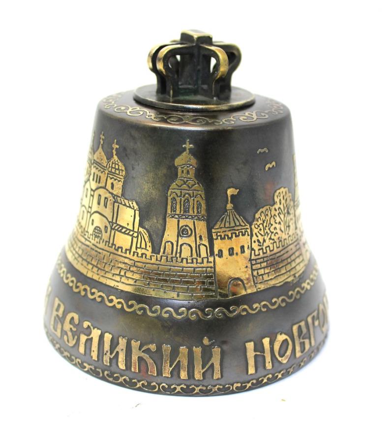 Колокол «Господин Великий Новгород» (11 см) (Россия)