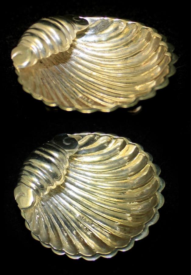 Солонка-ракушка (2×5 см) (Великобритания)