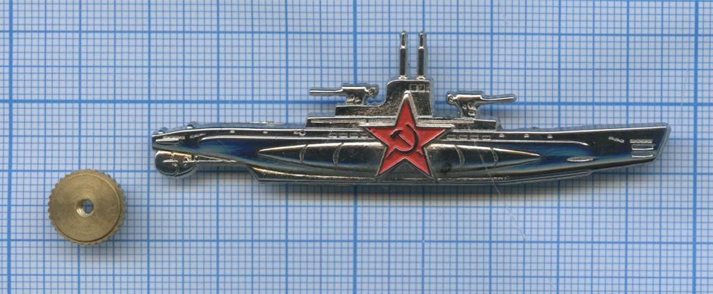 Знак «Командир подводной лодки» (СССР)