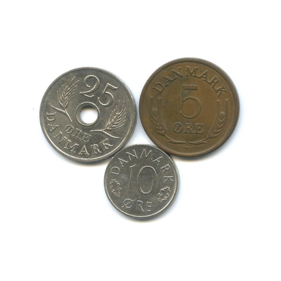 Набор монет (Дания)