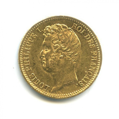 20 франков - Луи-Филипп I 1831 года (Франция)