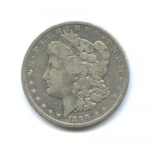 1 доллар 1899 года (США)