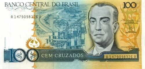 100 крузадо (Бразилия)