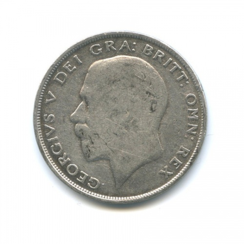 ½ кроны 1920 года (Великобритания)