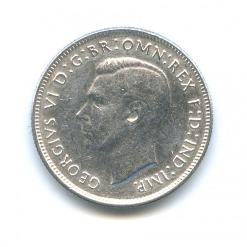 2 шиллинга (флорин) 1943 года (Австралия)