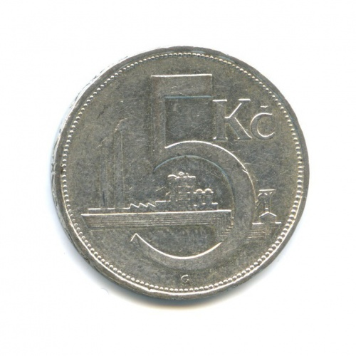 5 крон 1928 года (Чехословакия)