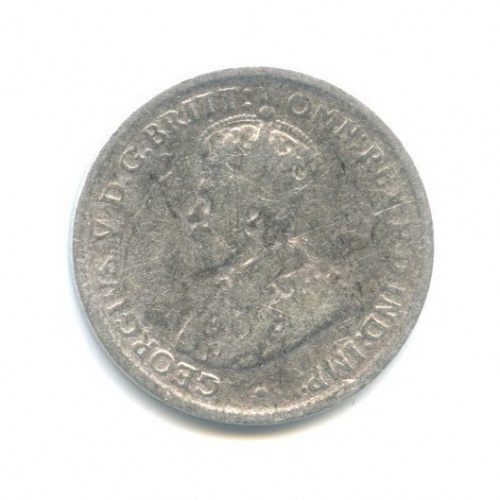 3 пенса 1918 года (Австралия)