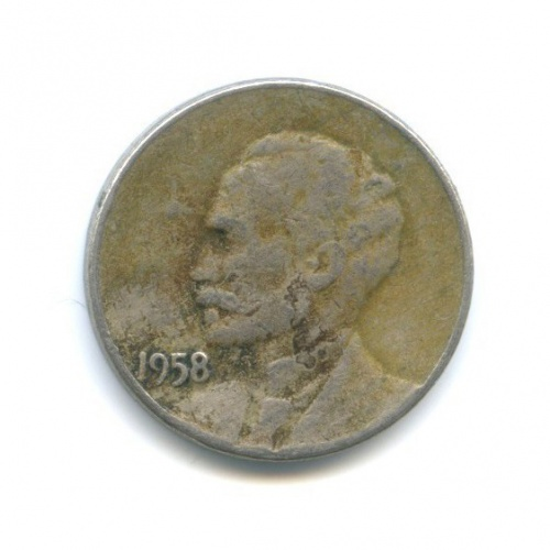 1 сентаво 1958 года (Куба)