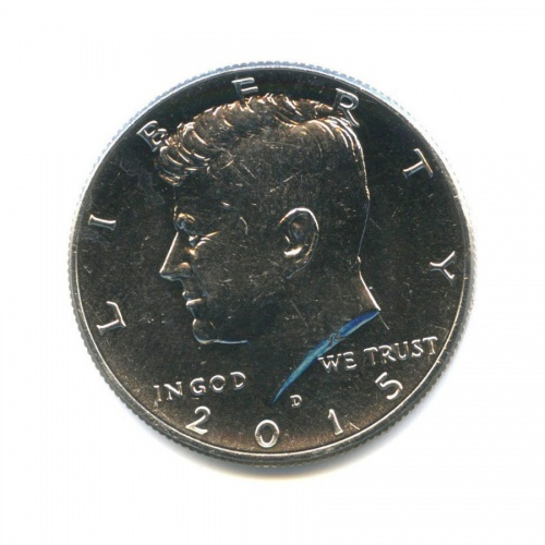 50 центов 2015 года (США)