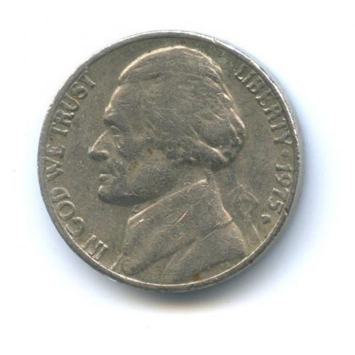 5 центов 1975 года D (США)