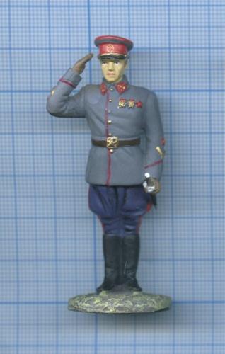 Фигурка «Генерал инженерных войск впарадной форме для строя, 1941-1943 гг»