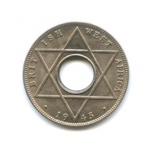 1/10 пенни, Британская Западная Африка 1945 года