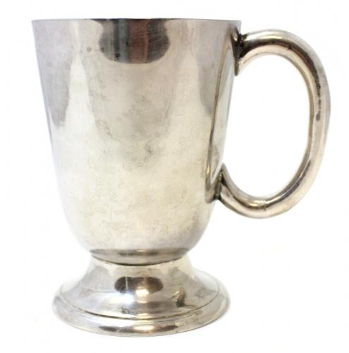 Кружка (серебрение, 10,5 см)