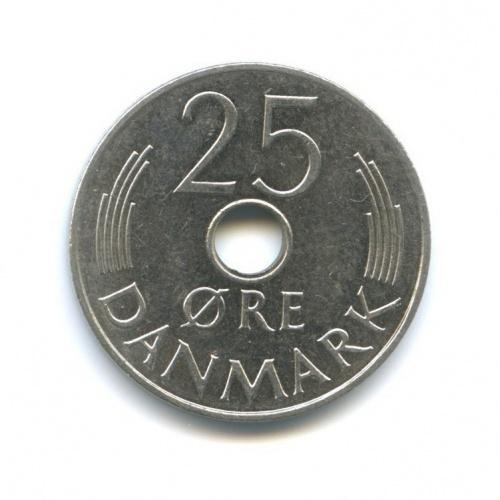 25 эре 1973 года (Дания)