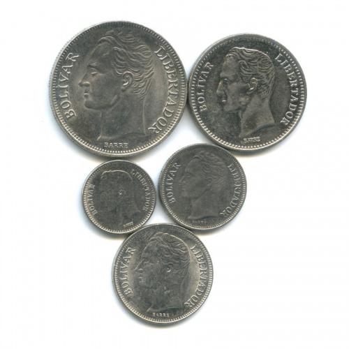 Набор монет (Венесуэла)