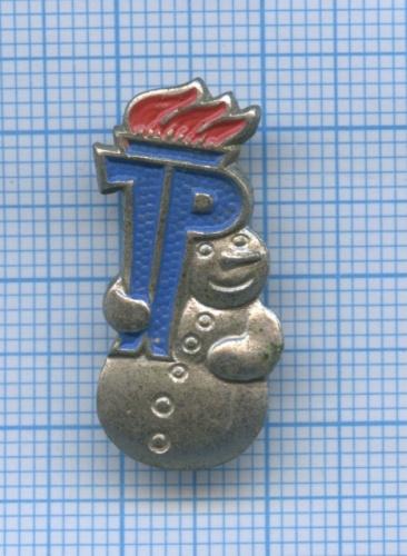 Значок «Пионерская организация имени Эрнста Тельмана» (Германия (ГДР))