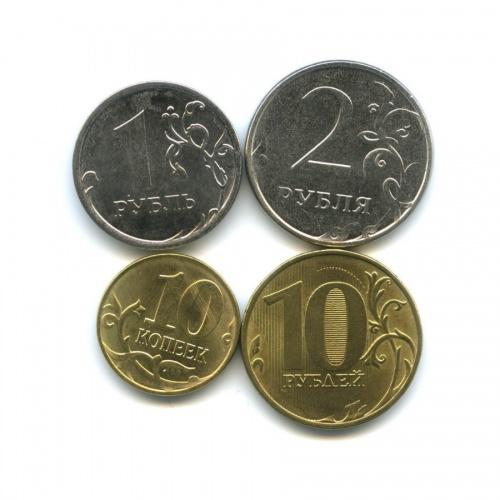 Набор монет России 2015 года ММД (Россия)