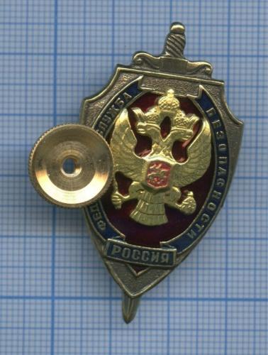 Знак «Федеральная служба безопасности России» (Россия)