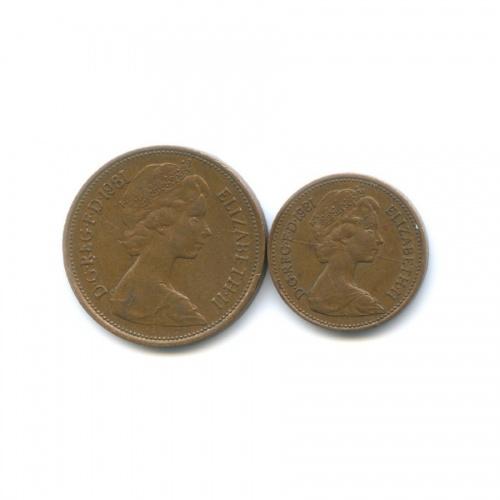 Набор монет 1981 года (Великобритания)
