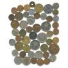Набор монет (разные страны, 50 шт.)