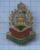 Знак «Royal Household Bowling Club 1920-1980» 1980 года (Великобритания)
