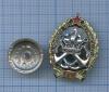 Знак «170 лет ВВМИОЛУ Им. Дзержинского» (Россия)