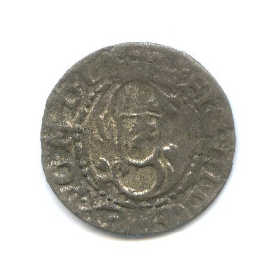 Солид - Сигизмунд III, Рига 1607 года