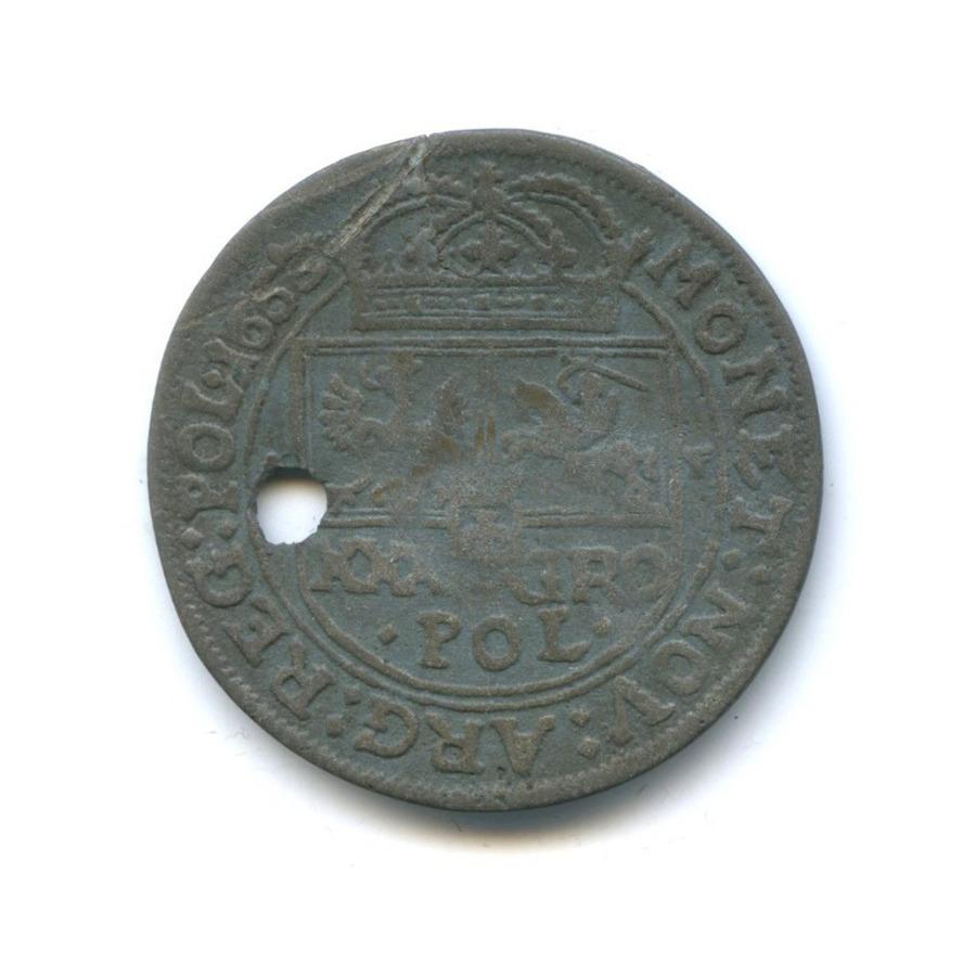 Тымф - ЯнКазимир, Речь Посполитая 1663 года