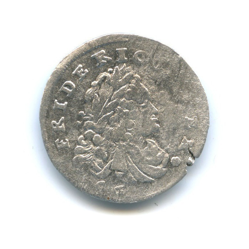 6 грошей - Фридрих I, Пруссия 1704 года