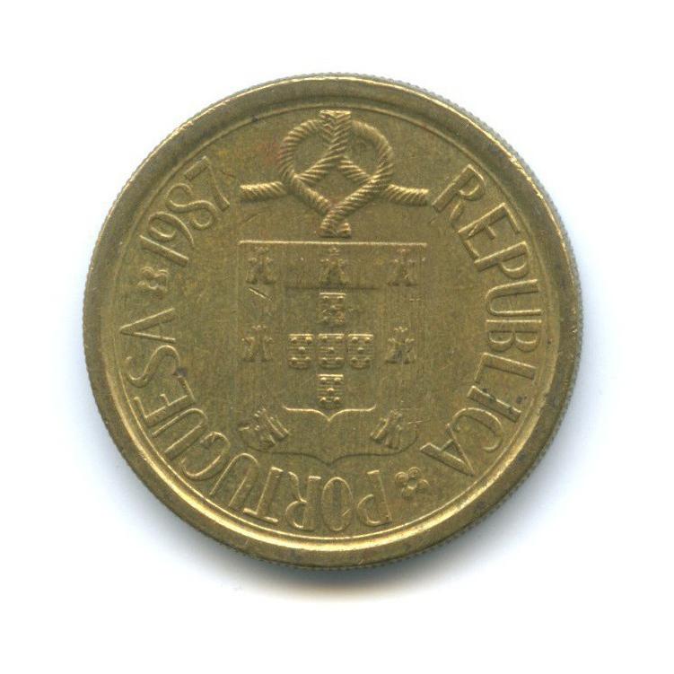 10 эскудо 1987 года (Португалия)