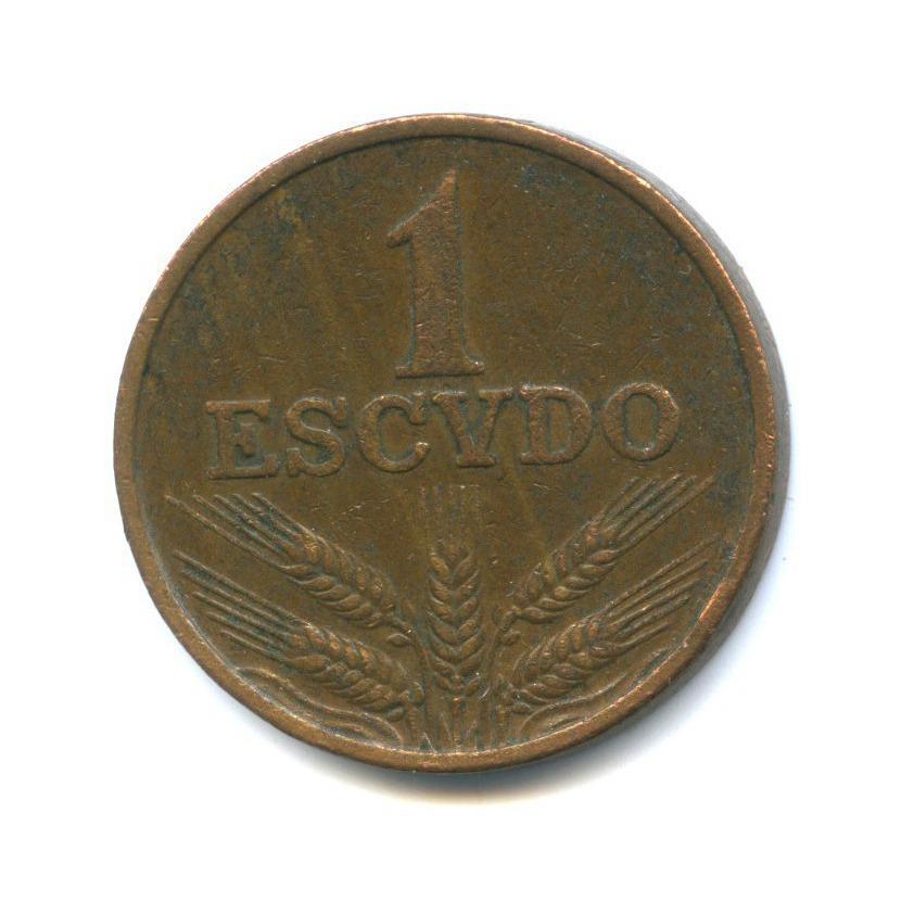 1 эскудо 1978 года (Португалия)