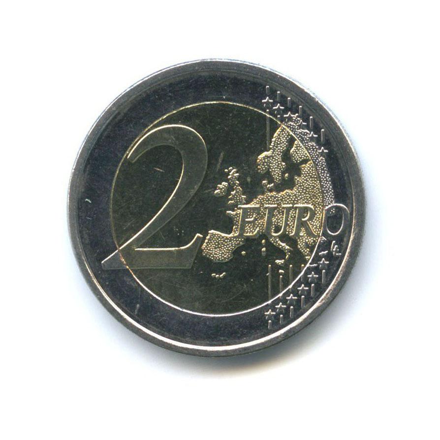 2 евро — 10 лет евро наличными 2012 года FI (Финляндия)