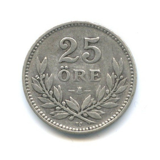 25 эре 1927 года (Швеция)