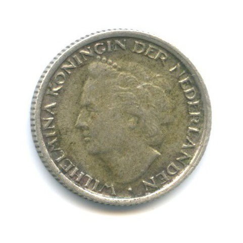 1/10 гульдена - Кюрасао 1948 года