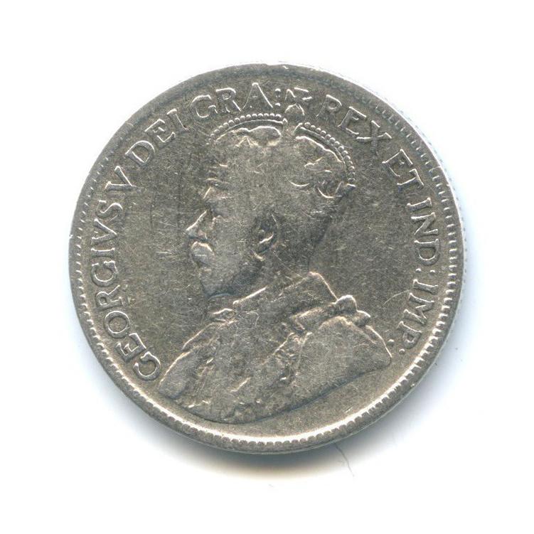 25 центов (квотер) 1929 года (Канада)
