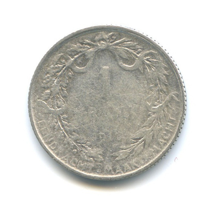 1 франк 1910 года (Бельгия)