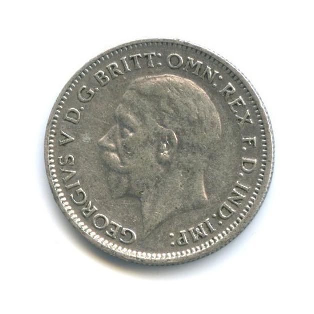 6 пенсов 1931 года (Великобритания)