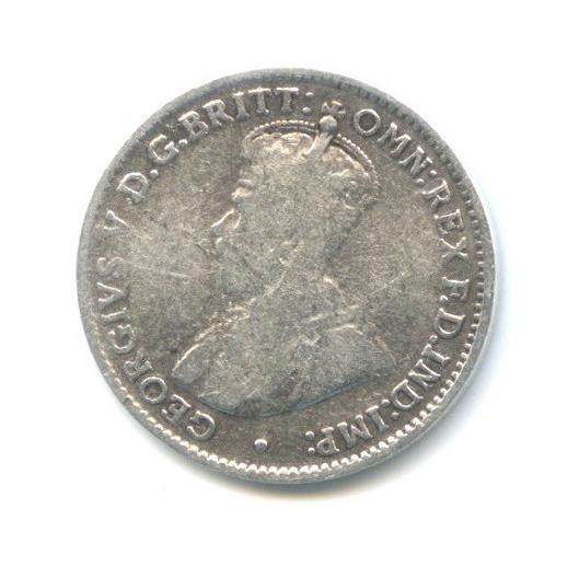 3 пенса 1922 года (Австралия)