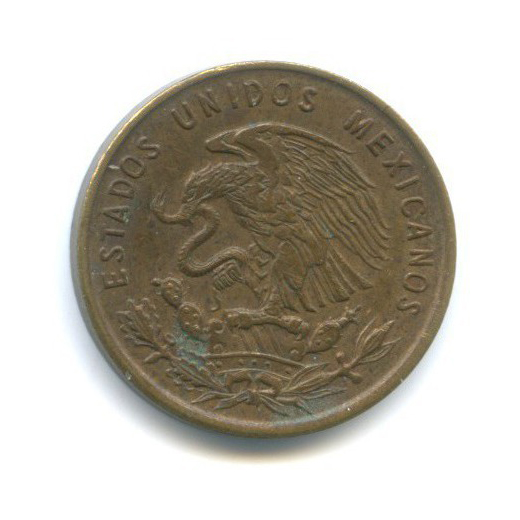 1 сентаво 1959 года (Мексика)