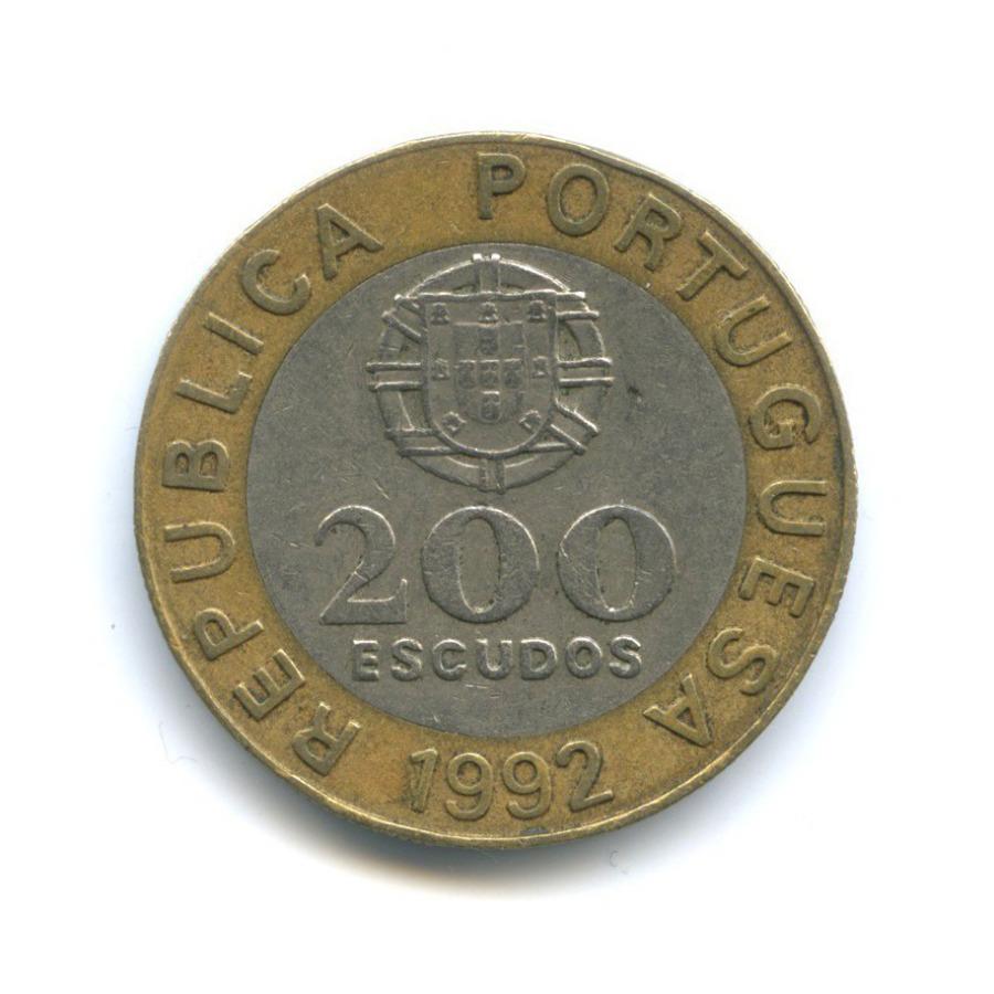 200 эскудо 1992 года (Португалия)