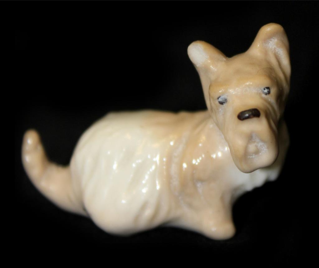 Фигурка «Собака», 3,5×5,5 см