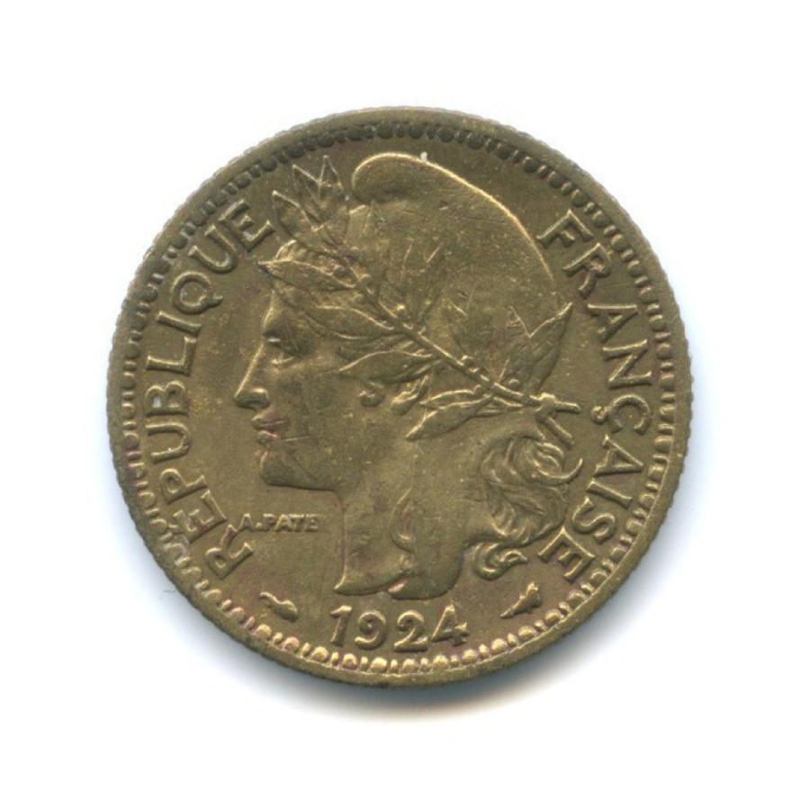 1 франк, Камерун 1924 года