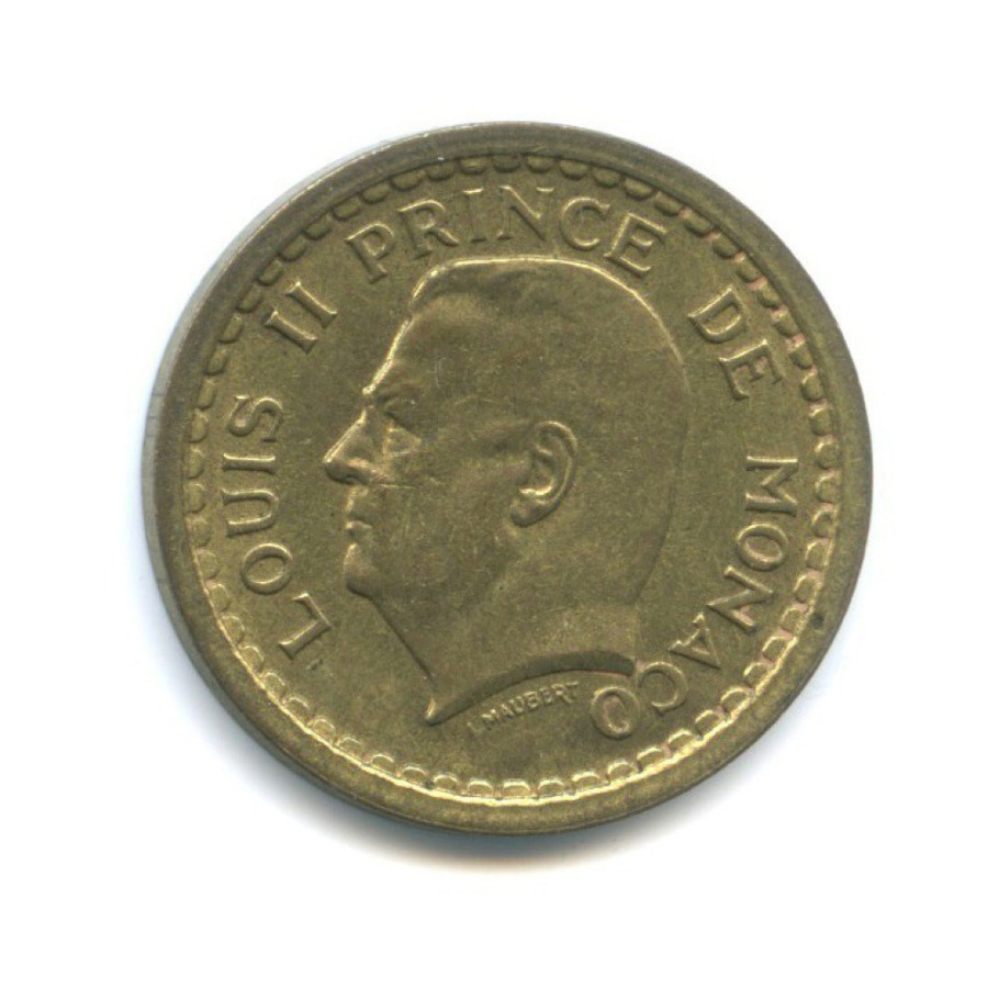 1 франк 1945 года (Монако)