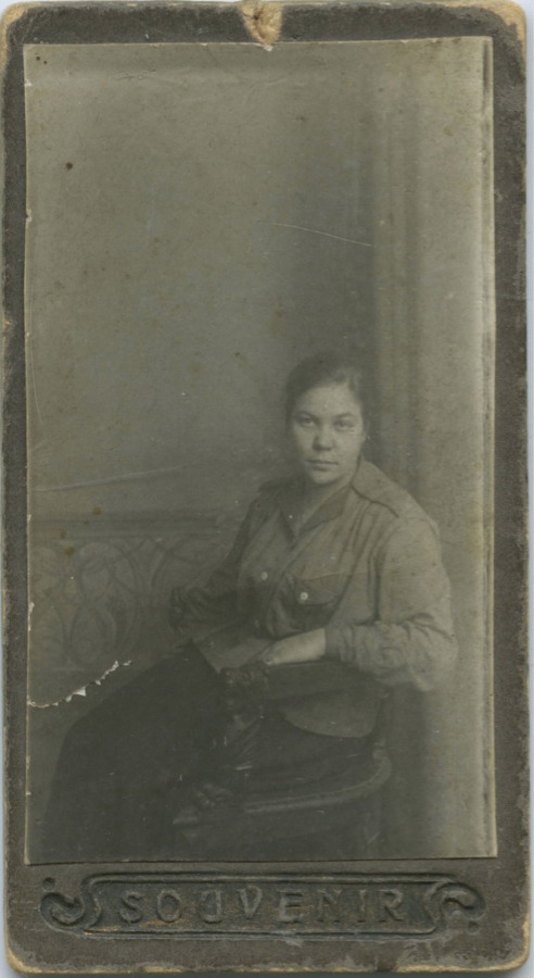 Фотография 1917 года (Российская Империя)